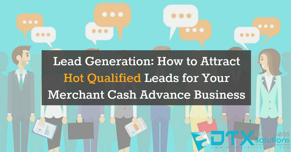 Merchant Cash Advance Leads