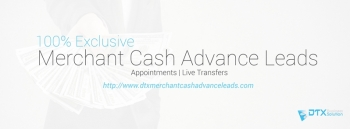 Our Merchant Cash Advance Leads is the Most Attractive Way to Reach Customers and Sell Merchant Cash Advances