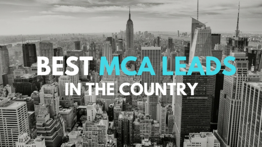 Buy Merchant Cash Advance Leads from the Best MCA Leads Generation Company and Boost Your MCA Business
